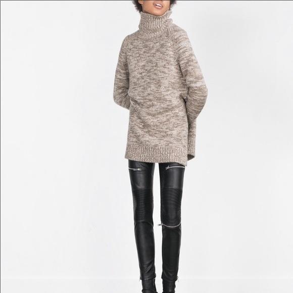 c791642f Zara Sweaters | Blogger Fave Oversize Knit Sweater Sz M Nwot | Poshmark